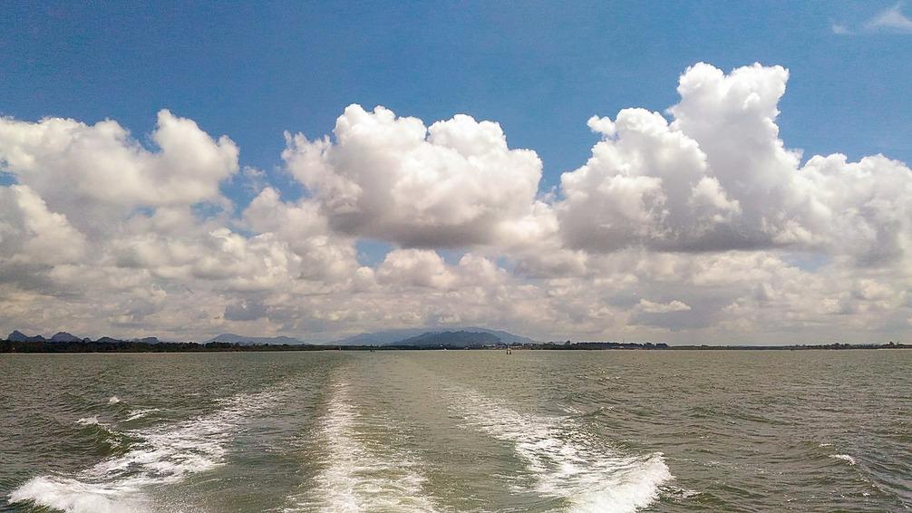 Андаманское море И немного детских воспоминаний