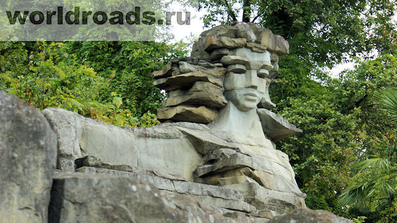 Скульптура Мацеста