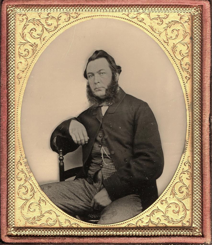 1855. Джентльмен