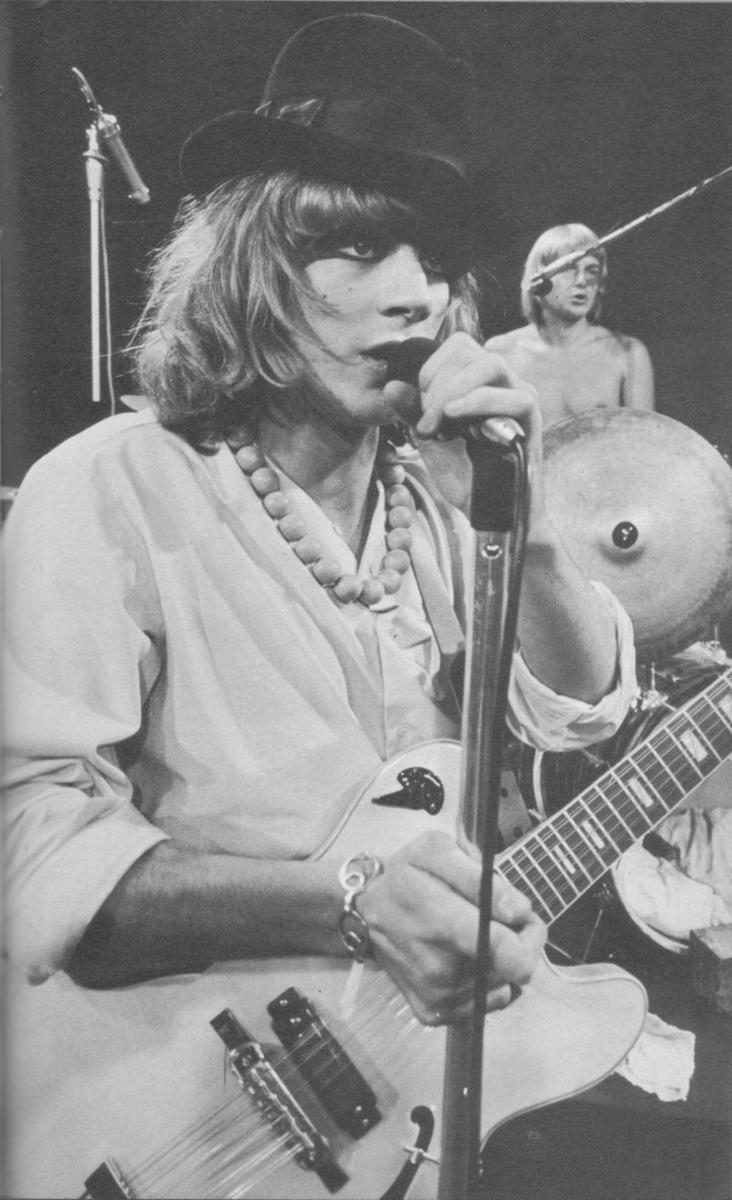 1967. «Soft Machine»
