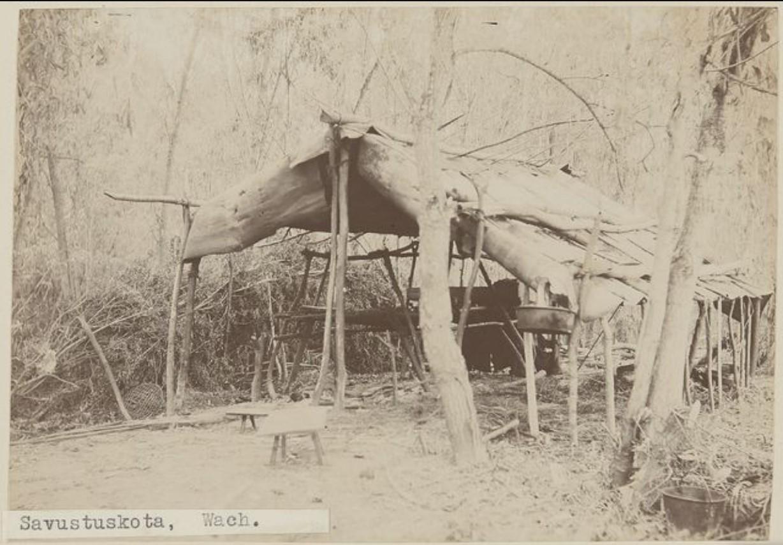 Поселение на реке Вах