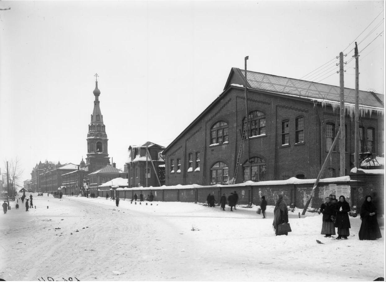 Вид на Александро-Невскую улицу. 1909
