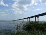 новый мост через Волгу