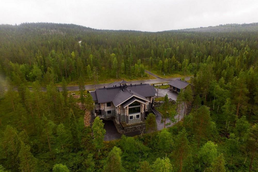 Особняк за $4 400 000 в Лапландии