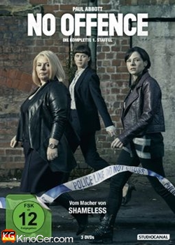 No Offence Staffel 1-2 (2005)