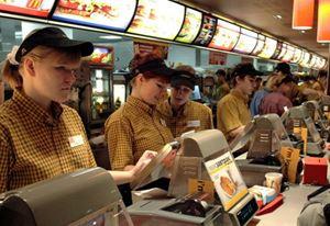 Однажды в Макдональдс - необычная смешная новость