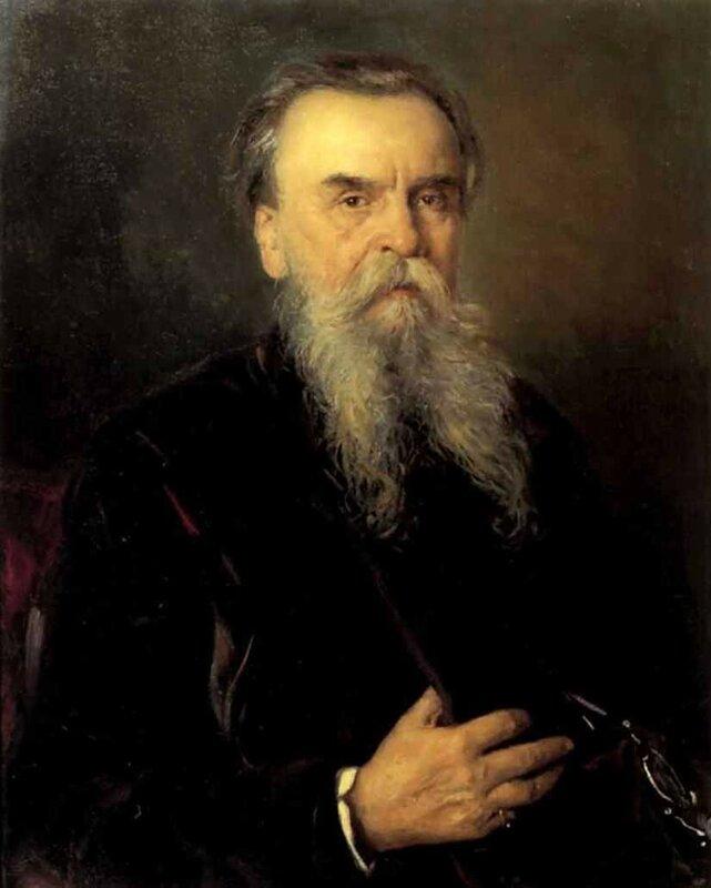 Портрет И.Е. Цветкова. 1912 Вл. Мак