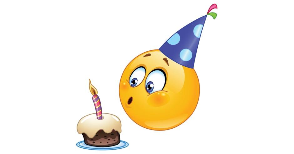 Смайлы поздравления с днем рождения
