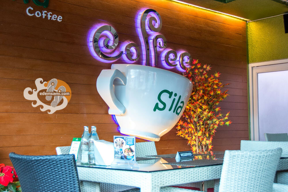 Sila Coffee кафе в Паттайе
