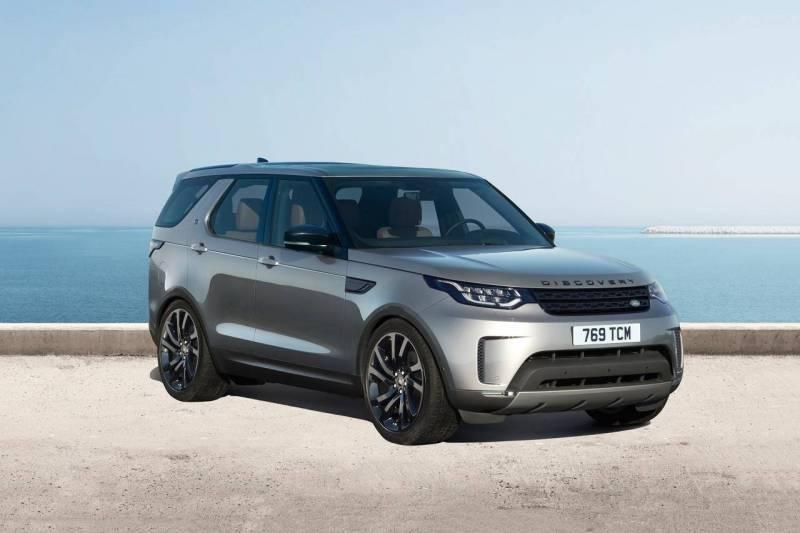 Land Rover отбуксировал 110-тонный автопоезд— Сила невиданная