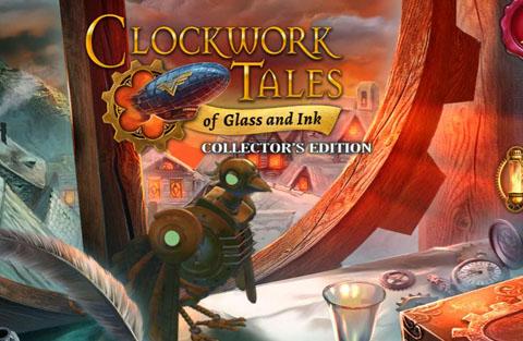Заводные сказки: Из стекла и чернил | Clockwork Tales. Of Glass and Ink CE (Rus)