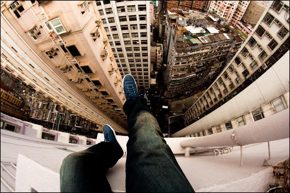 9. Новая высота в Гонконге.