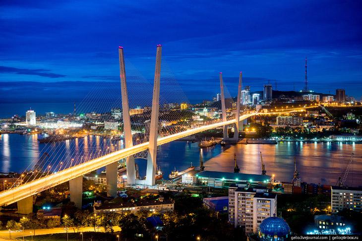 Владивосток с высоты. Город на краю России (55 фото)
