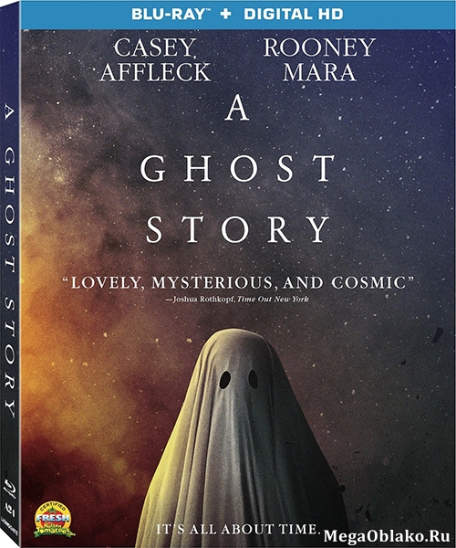 История призрака / A Ghost Story (2017/BDRip/HDRip)