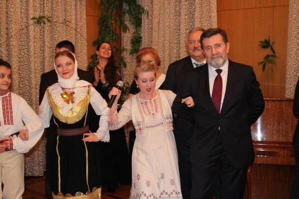 Сербия, русско-сербские связи, балканская музыка, Ольга Масальская