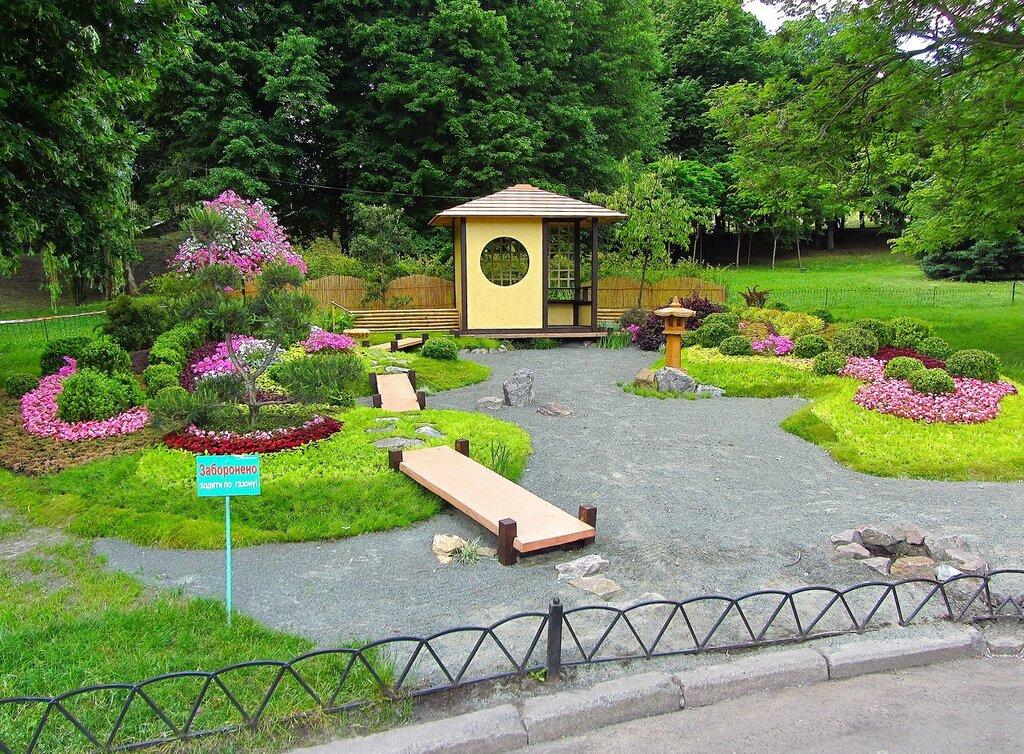 """Композиция """"Японский чайный сад"""""""