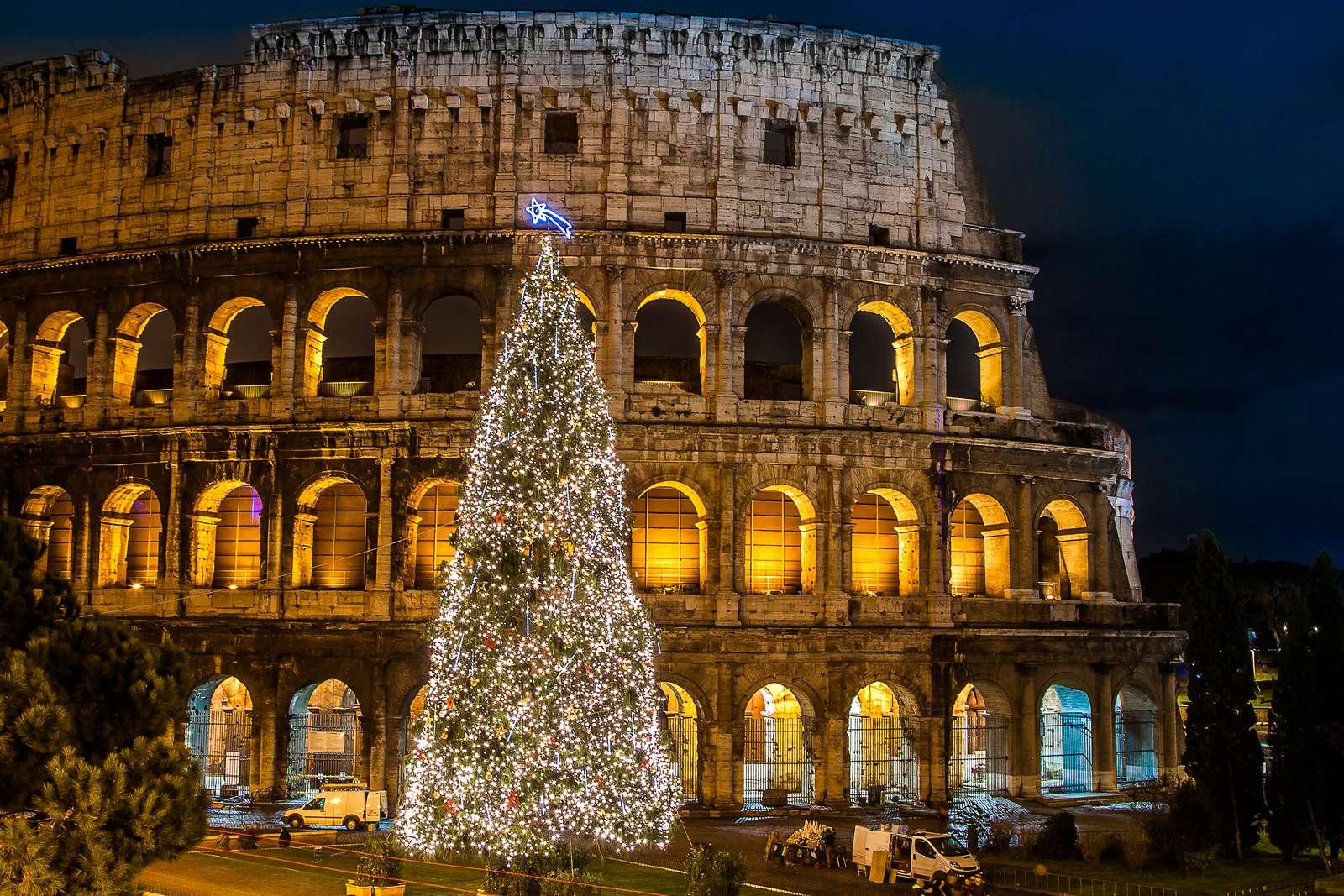 Туры на Новый Год в Европу