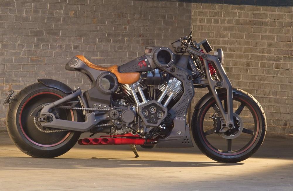 Ребрендинг Confederate Motors в Curtiss Motorcycles