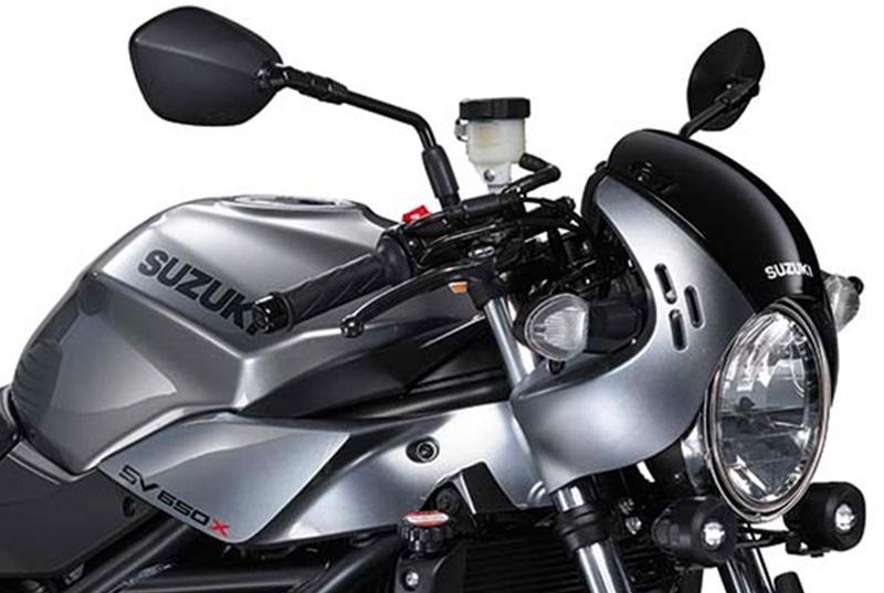 Концепт Suzuki SV650X