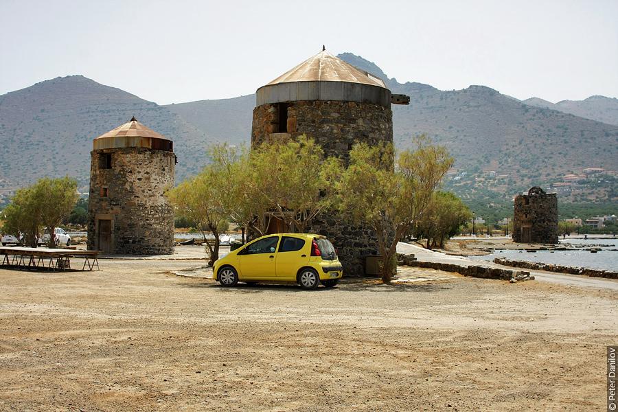 Снова Крит, часть 2: Спиналонга и Айос Николаос
