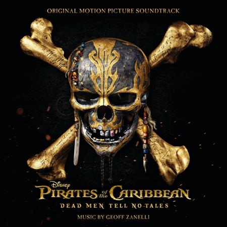 Пираты Карибского моря - Мертвецы не рассказывают сказки (2017) OST (саундтрек)