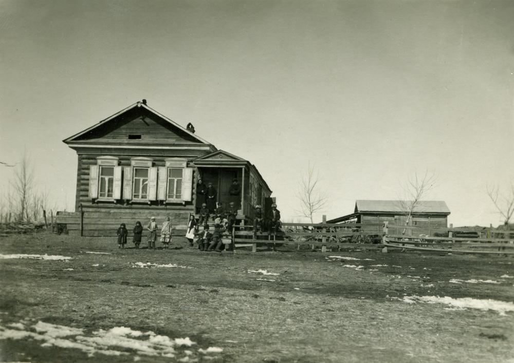 Дом Карагодина С. И. в с. Волково, Благовещенский район