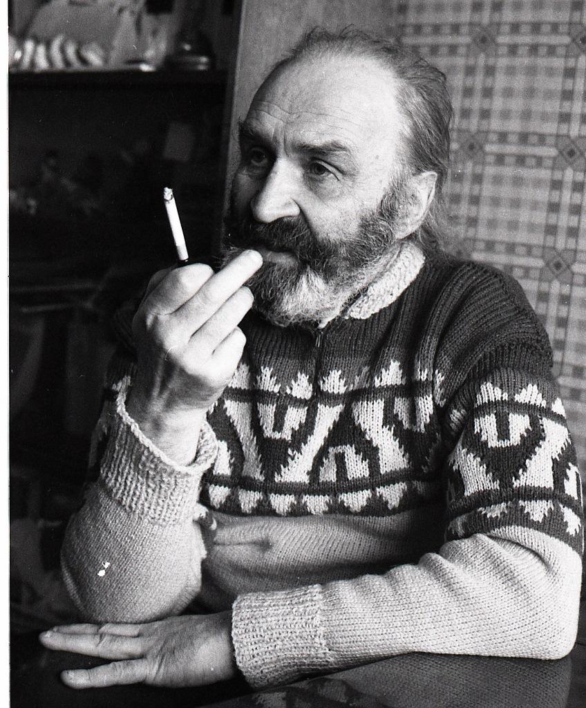 Поэт Олег Осипов