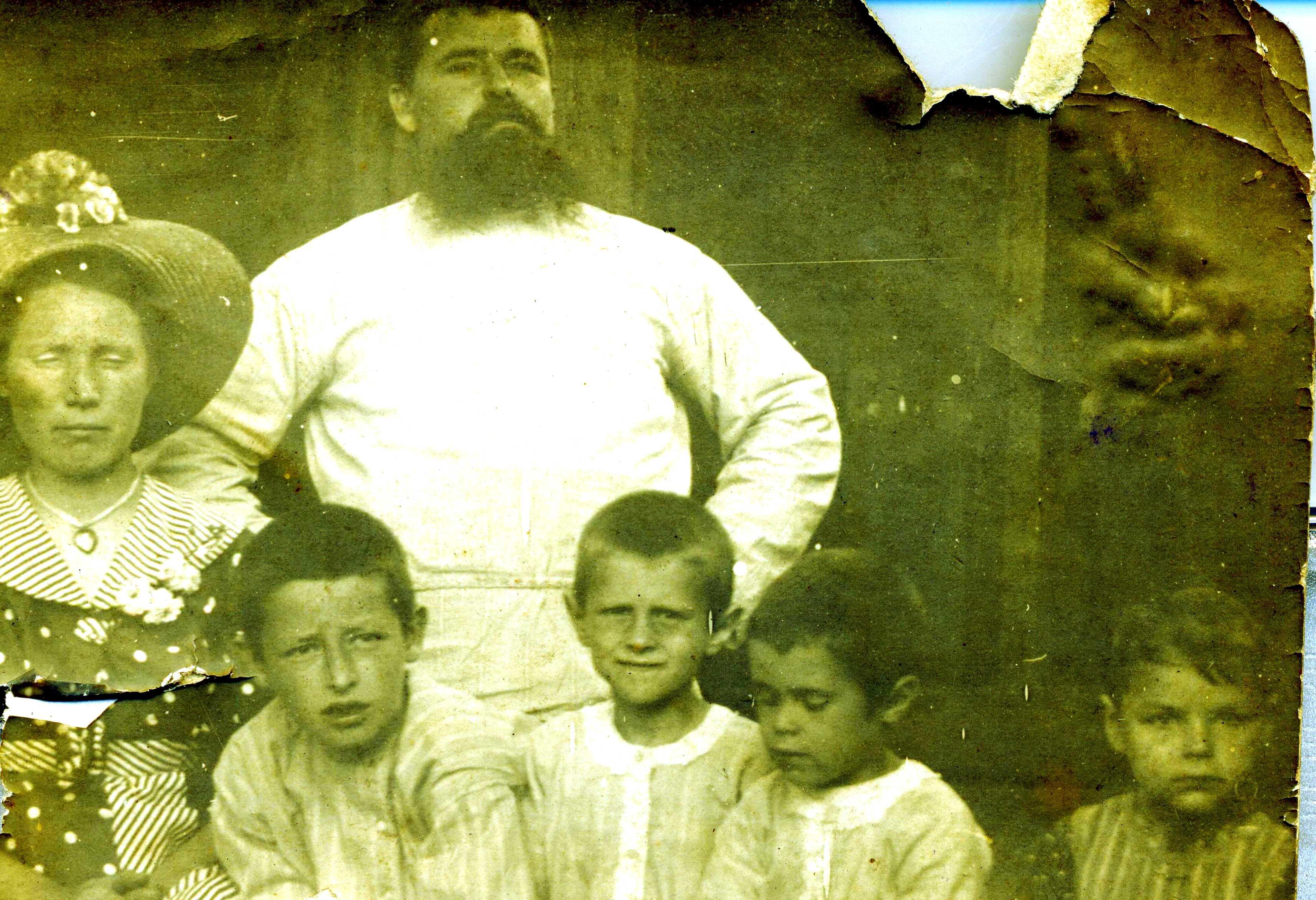 Перед Первой Мировой