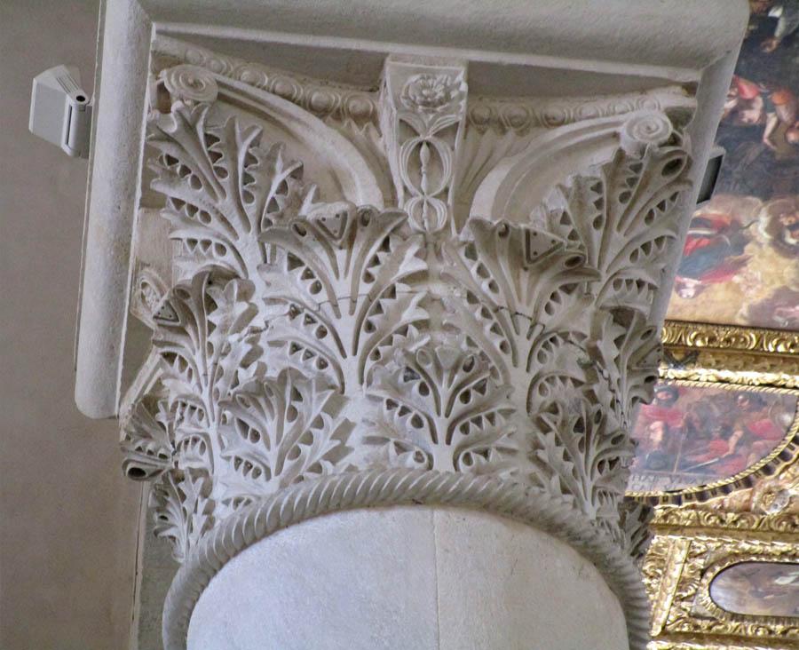 пеленой артистизма капитель византийская картинки спинного