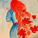 Будникова Светлана Ивановна - Уходящая осень
