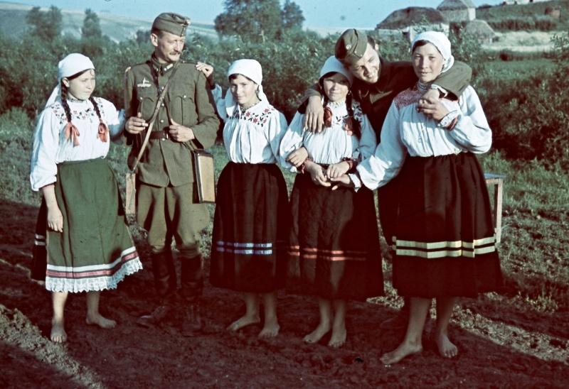 Вот откуда взялись евреи в советском плену.