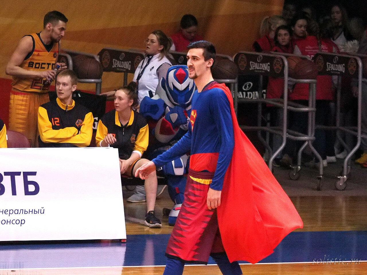 79 Матч звезд АСБ 2018 (ассоциации студенческого баскетбола)