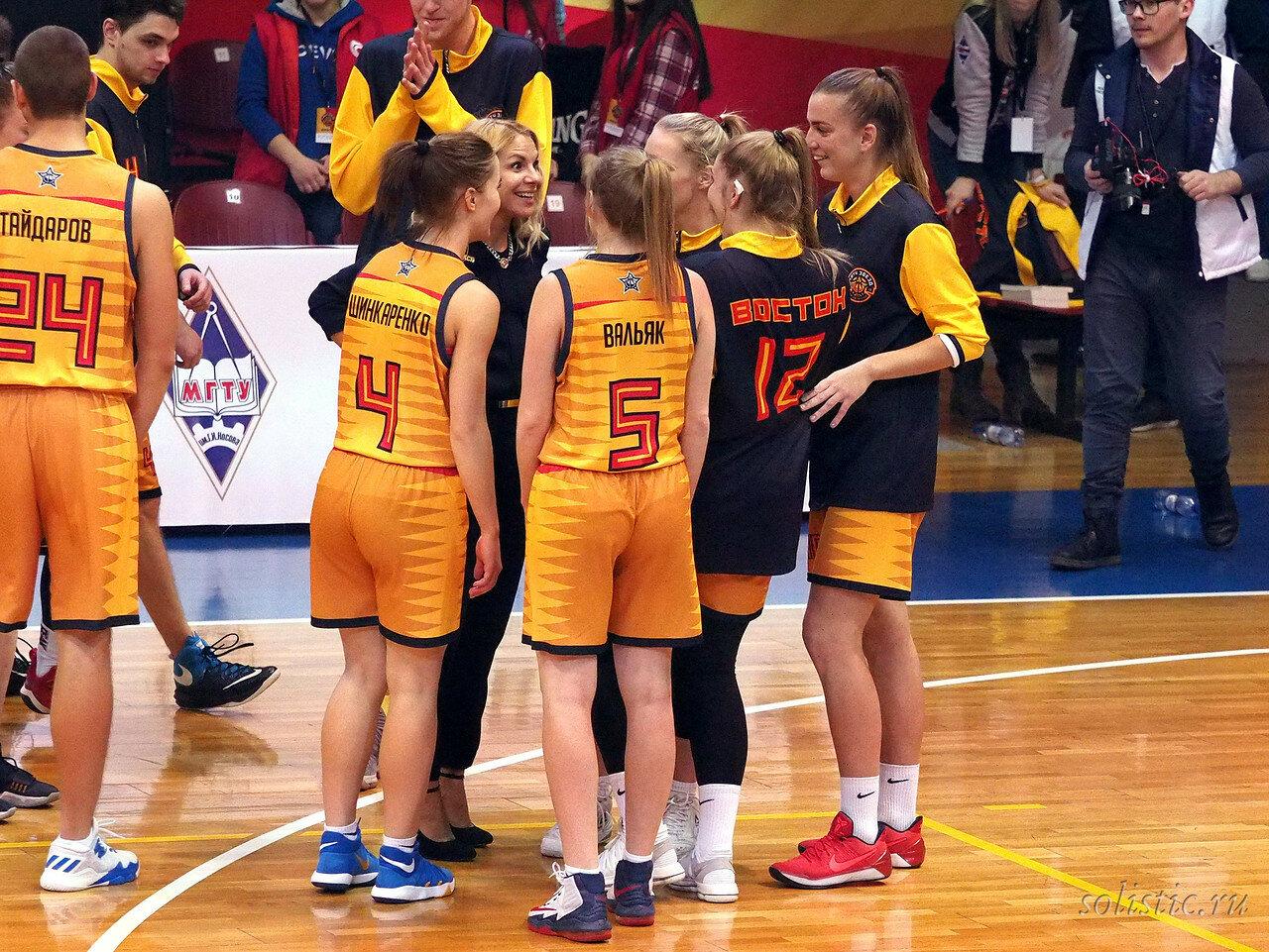 150 Матч звезд АСБ 2018 (ассоциации студенческого баскетбола)