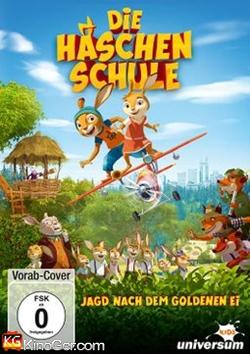 Die Häschenschule: Jagd nach dem goldenen Ei (2017)