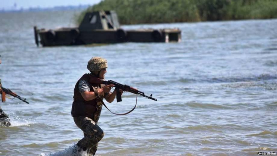 В Одессе завершились международные военные учения «Си Бриз-2017»