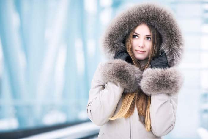 одеться тепло и стильно в морозы