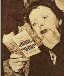 Édith Piaf à Cuba 1957