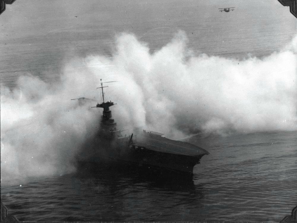 CV-3 USS Saratoga
