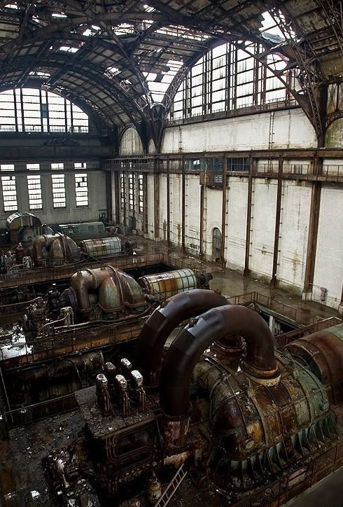 0 181ac4 f91e38e orig - Заброшенные заводы ПотрясАющи