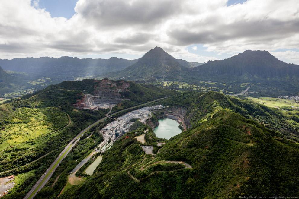 38. Все Гавайские Острова возникли благодаря вулканической активности. Это означает, что остр