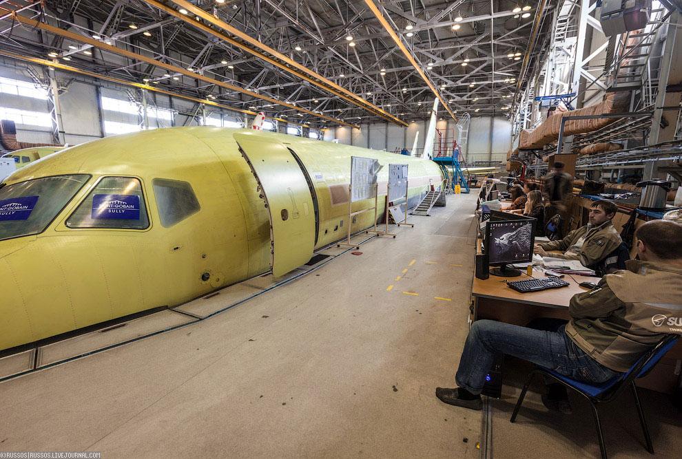 Но собрать конструкцию самолета — это еще даже не половина дела — это как раз самое простое.