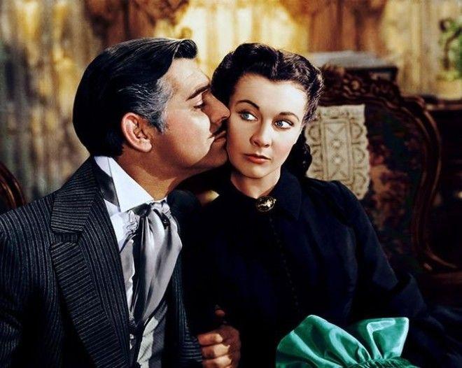 Итальянская актриса Клаудия Кардинале Кадр из фильма «Леопард», 1963 год