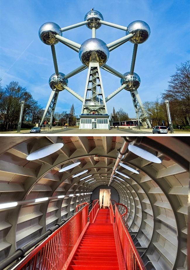 © diamond geezer/flickr  © Olivier HUGUET/flickr     Многие видели это сооружение,