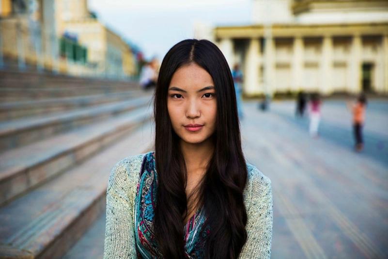 Румынский фотограф показала красоту простых женщин