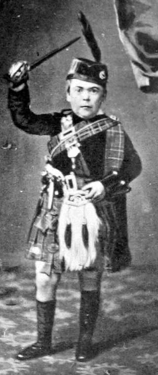 Генерал Том-Там (также Генерал Мальчик-с-пальчик, настоящее имя Чарльз Шервуд Страттон; 1838, Бриджп