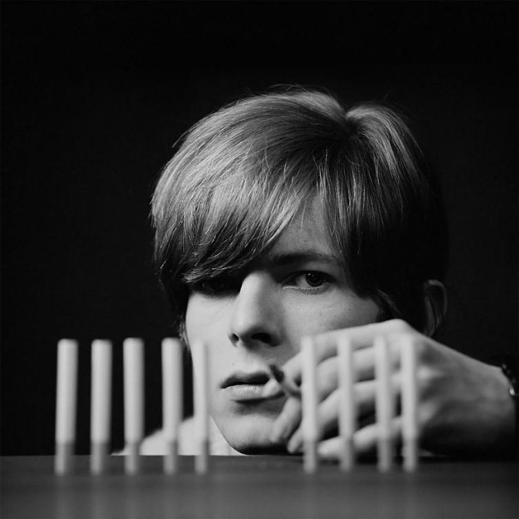 Фотографии 20-летнего Дэвида Боуи, которые вы вы никогда прежде не видели