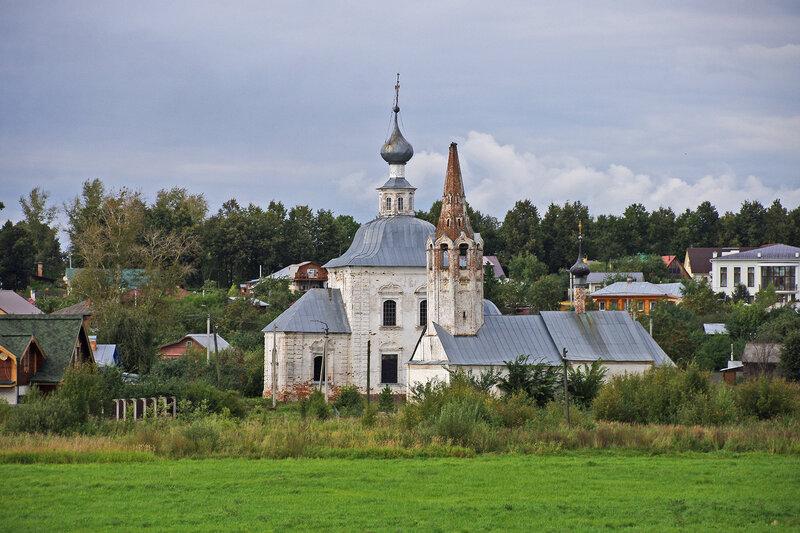 Церковь Рождества Иоанна Предтечи и Богоявленская церковь