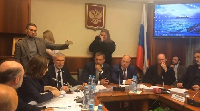 20170928-Состоялось заседание Межфракционной депутатской группы по защите христианских ценностей