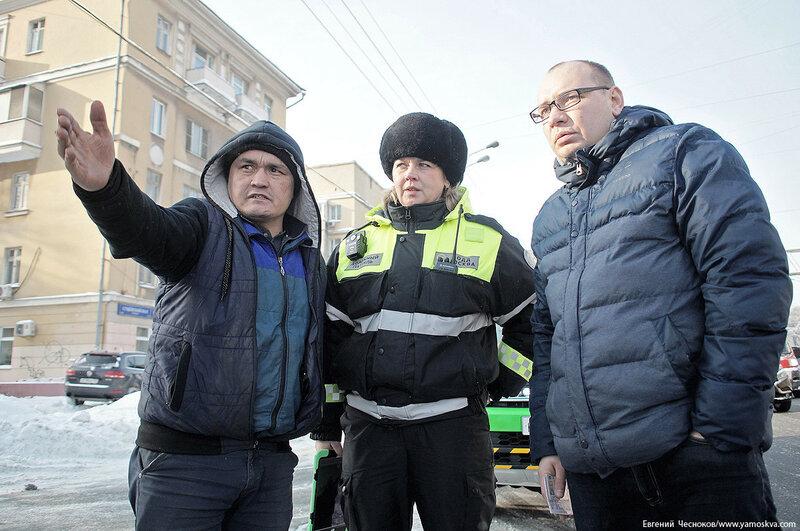 Дорожный патруль. Сущёвский вал. 06.02.18.05..jpg