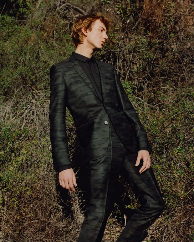 M.I.A, Jamie Campbell Bower, Jamie Bochert + More for HUGO FW17